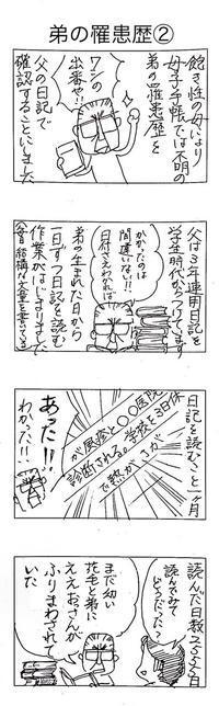 弟の罹患歴② - 花毛ブログ