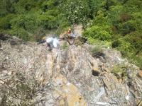 OSK 岩登り講習会 - 山にでかける日