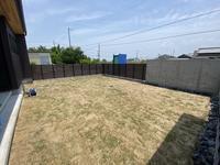 芝へ水撒きへ - Bd-home style