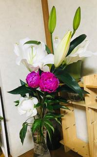 花が好きで堪らない。 - 素敵生活 Low costでも豊かに