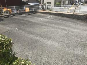 駐車場ライン引き - Commonbase's Blog