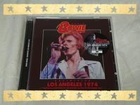 DAVID BOWIE / DEFINITIVE LOS ANGELS 1974 - 無駄遣いな日々