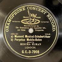 通販サイトにヴァイオリンのSPをアップしました その2 - シェルマン アートワークス 蓄音機blog