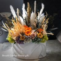 美容室への開店御祝 - 花雑貨店 Breath Garden *kiko's  diary*