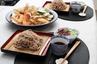 天ぷらと寒河江のお蕎麦 - 登志子のキッチン