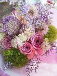 初夏の花束 フラワーギフト - ブランシュのはなたち