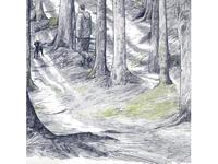 鉛筆で描くこと:技術編-ハナさんのブログよりパート3 - ブルーベルの森-ブログ-英国のハンドメイド陶器と雑貨の通販