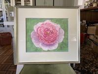 透明水彩でバラを描くRose for Youティアラ - バラのある幸せな暮らし研究所