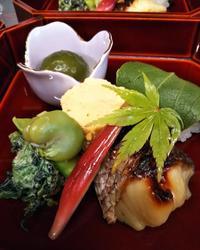 八尾店のお昼桔梗 - 懐石椿亭(富山市)公式blog