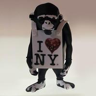 Banksy's Laugh Now custom painted version - 下呂温泉 留之助商店 入荷新着情報