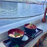 東京湾を眺めながら・・・海鮮丼!! - ハレクラニな毎日Ⅱ