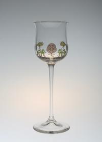 THERESIENTHAL ENAMEL RIESLING WINE GLASS - GALLERY GRACE ギャラリーグレース BLOG