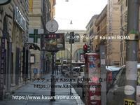 「テルミニ駅」周辺@現在の様子⑤ ~テルミニ界隈:Stazione Termini ~ - 「ROMA」在旅写ライターKasumiの 最新!ローマ ふぉとぶろぐ♪