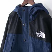 緊急入荷!THE NORTH FACE [ザ・ノース・フェイス] Mountain Light Denim Jacket [NP12032] - refalt blog