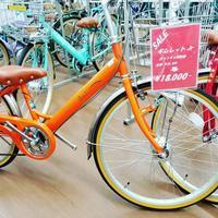 在庫処分セールで価格... - 滝川自転車店