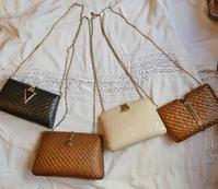 Rattan bags - carboots