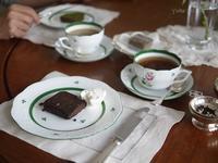 ティーフレンズの温かなお気持ちに感謝 - お茶をどうぞ♪