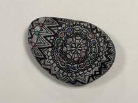 一宮教室、石の作品完成。その1 - 大﨑造形絵画教室のブログ