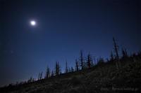 蔵王 月光写真 - 遥かなる月光の旅