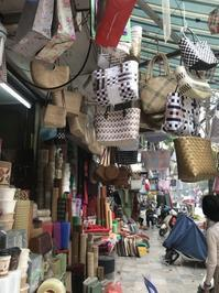 ハノイのショッピングプラカゴと籐カゴ2020年2月 - 旅するKitchen