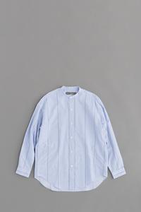 HAVERSACK C/L Stripe Kurta Shirts - un.regard.moderne
