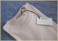 AURALEE ::: SEAMLESS Crew neck T-shirt - minca's sweet little things