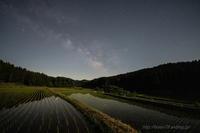 もうひとつの星景写真 - デジタルで見ていた風景
