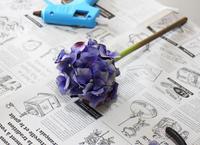 紫陽花のトピアリー - アーティフィシャルフラワー THE LIGHTS(ザ・ライツ)