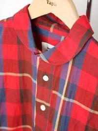 weac. 半袖プルオーバーシャツ - 【Tapir Diary】神戸のセレクトショップ『タピア』のブログです