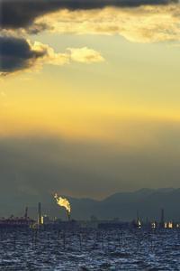 思い出の江川海岸2020-07-11更新 - 夕陽に魅せられて・・・
