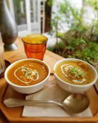 Sajilo Cafe Forest * 梅雨の晴れ間にスパイスカレーのランチ♪ - ぴきょログ~軽井沢でぐーたら生活~