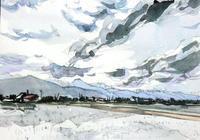 安曇野-北アルプス - ryuuの手習い