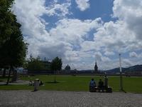 マスクの人々はどこへ - ヘルヴェティア備忘録―Suisse遊牧記