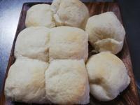 今日のお昼は米粉パン - Handmade でささやかな幸せのある暮らし