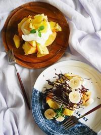 米粉シフォンケーキ♪ - This is delicious !!