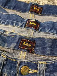 6月17日(水)マグネッツ大阪店ヴィンテージボトムス入荷第2章Part2!! #1 Lee 101Z CenterRedLabel、SideBlackLabel & Leens!! - magnets vintage clothing コダワリがある大人の為に。