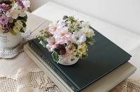 リメイクレッスン - mille fleur の花日記