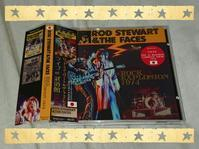 ROD STEWART & THE FACES / ROCK EXPLOSION 1974 - 無駄遣いな日々