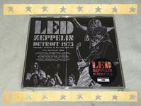 LED ZEPPELIN / DETROIT 1973 - 無駄遣いな日々