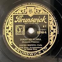 通販サイトにヴァイオリンのSPをアップしました その4 - シェルマン アートワークス 蓄音機blog