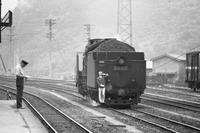 昔、機関区駅で出会った車輌達(26)伯備線 新見駅 D51937 - 南風・しまんと・剣山 ちょこっと・・・