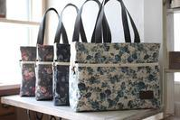 3刷目重版決定!「はじめてでもすてきに作れるバッグのきほん」&ローズ柄のお仕事バッグ - neige+ 手作りのある暮らし