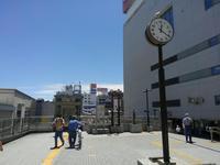 夏の鶴見 - 神奈川徒歩々旅