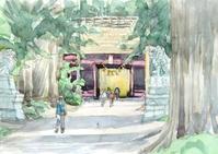 戸隠神社奥社参道 - ryuuの手習い