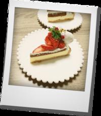 ラ・メゾンアンソレイユターブル のケーキ - khh style