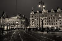 A moment in Prague #64 - night view - - S w a m p y D o g - my laidback life