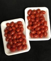 ミニトマトのシロップ漬け - 『還暦』過ぎてますが…