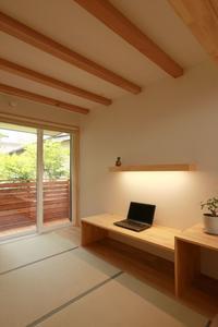 住宅密集地でカーテンレスで過ごせる住まい姥ケ山の家 - 加藤淳一級建築士事務所の日記