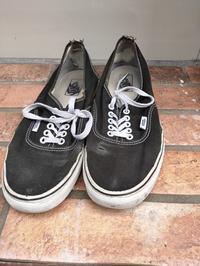 VANSカスタムスニーカーカスタム - Shoe Care & Shoe Order 「FANS.浅草本店」M.Mowbray Shop