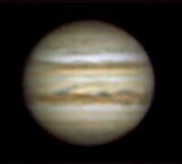 木星・土星2020/06/17 - 四季星彩